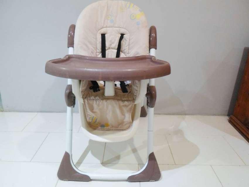 vendo silla de bebe felcraft 0