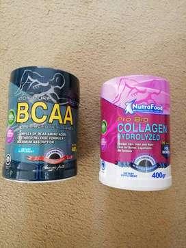 Colágeno y aminoácidos