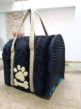 Guacal Ancho 28cm Alto 26cm Fondo 30cm Gato/perro