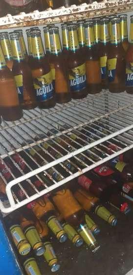 Vendo enseres para negocio de bebidas alcoholicas