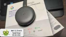 Google Chromecast 3 -ORIGINALES