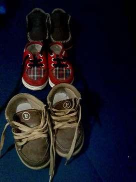 zapatos  de segunda niños de 1 año