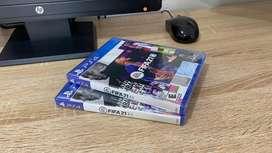 FIFA 21 PS4 Fisico Nueva sellada PS5