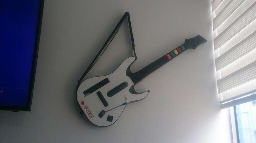 Guitarra para Pc, Wii 0