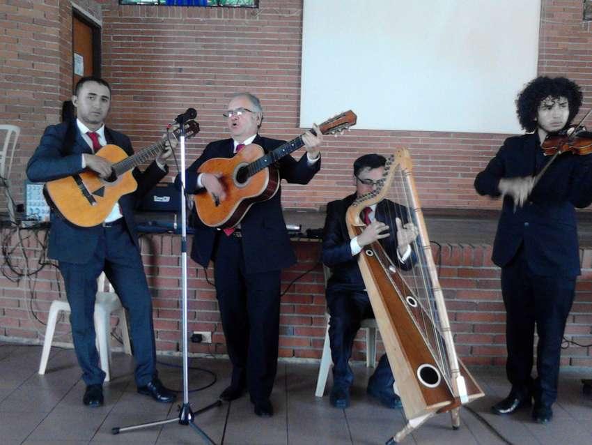 Grupos musicales, trío ,serenatas,orquesta La gran sensación 0