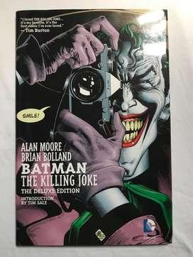 Batman:The Killing Joke (Deluxe Edition)
