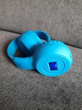 Audífonos Azules