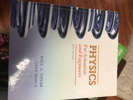 Libro de Física Physics for Scientists and Engineers