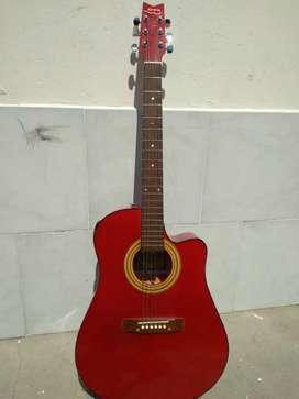 Guitarra elextroacustica