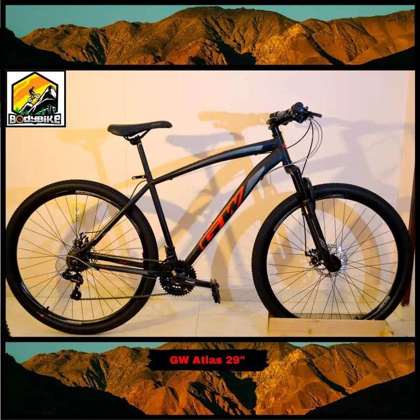 Bicicletas GW económicas 0