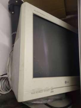 Monitor 19 Pulgadas Tubo