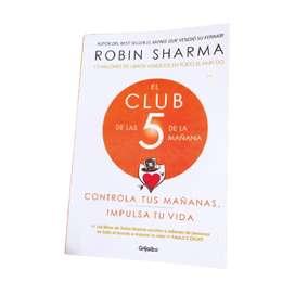 El Club De Las 5 De La Mañana - Robin Sharma - Barato Físico