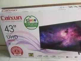 "Televisor 43"" smart tv full HD NUEVO Cantidades limitadas"