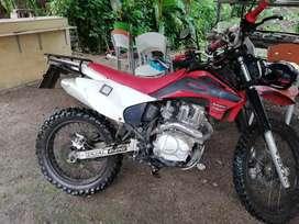 Moto axxo trx 200cc