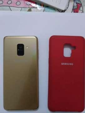 Samsung A8-excelente estado