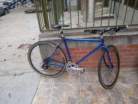 Se vende bicicleta turismo buen estado