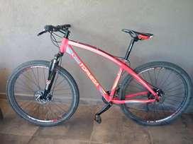 Bicicleta rod 29 - 27 cambios - susp. Delantera