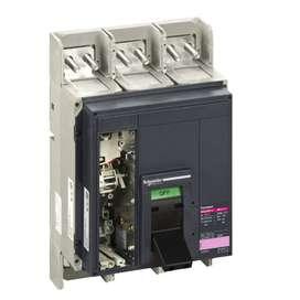 Breaker Schneider Compact Ns2500h 2500 A - 3 P