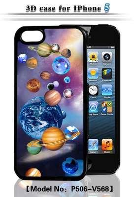 Cover Case Iphone 5 5s Diseño 3d Carcasa Con Movimient Tapa