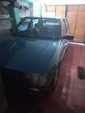 Vendo Fiat duna modelo 90 diesel 1.3 muy económico con vigía cree led 4 cubiertas nuevas alarma y cierre centralizado