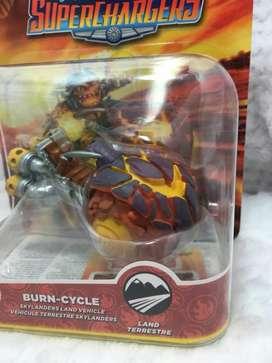 Skylanders Superchargers Burn Cycle