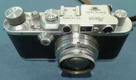 Camara Leica 3 Chrom 1934 Ernst Leitz Wetzlar