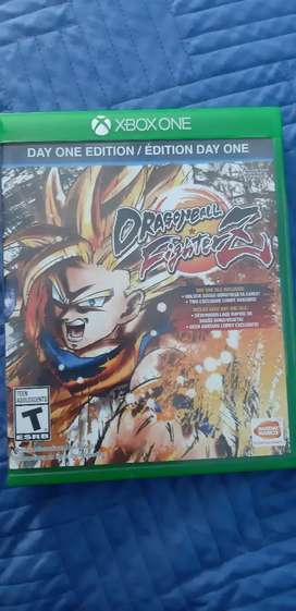 DRAGONBALL FIGHTERZ PARA XBOX ONE