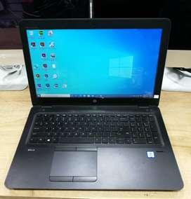 PORTATIL HP ZBOOK 15U G3 15'' CORE I7 2 GB VIDEO 16 RAM