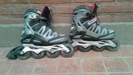 Rollers Rollerblade Crossfire 90 hombre