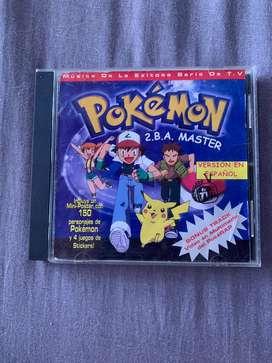 CD pokemon