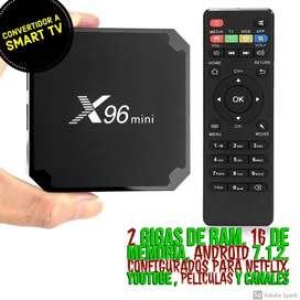 CONVIERTA SU TV A SMART TV CON ANDROID, 2/16