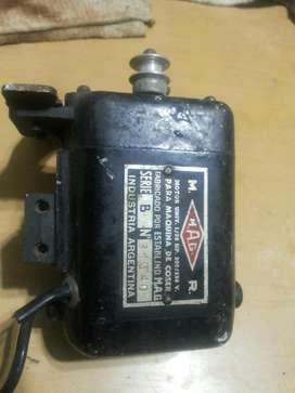 Motor Eléctrico Máquina de Coser recta