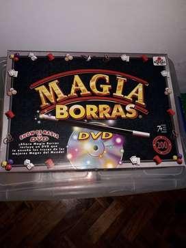 Juego de magia Borras con 200 trucos