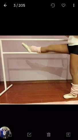 Barra para ballet