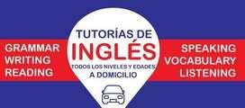 TUTORIAS DE INGLES
