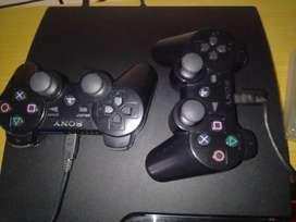 Vendo play 3 con 5 juegos físicos un joystick a nuevo