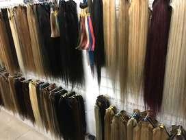 Pelucas para uso diario y de cabello