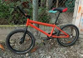 Bicicleta marca BMX