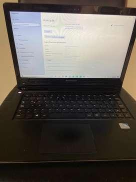 Vendo portatil Lenovo intel pentium