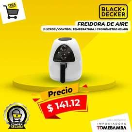 BLACK & DECKER - FREIDORA DE AIRE