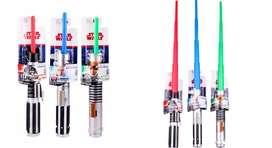Star Wars Espada Jedi Sith Sable De Luz Hasbro Accesorio
