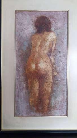 Vendo   cuadro Arte erótico