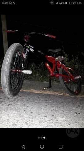 Se Vende Bicicleta Gw Lancer Muy Barata
