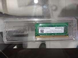 A la venta memoria ram de 8 GB ddr4