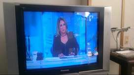 TV TELEVISOR PANTALLA PLANA  SONIDO ESTEREO 29 PULGADAS PANASONIC CONVENCIONAL