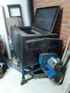 vendo horno para sacar humedad y solventes del montaje de zapatos