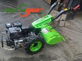 MOTOCULTOR DE 13HP GASOLINA AGROGER ARRANQUE ELECTRICO
