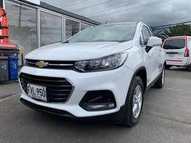 Camioneta  Chevrolet Tracker 73 kilómetros  Modelo 2019 Papeles al día