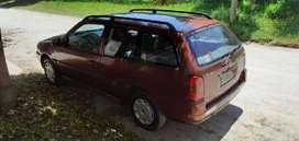 Vendo VW Gol Country Mod. 98. Excelente estado.