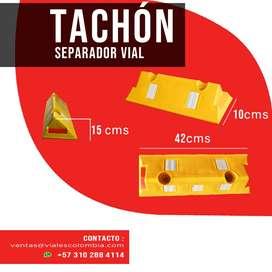 TACHÓN SEPARADOR VIAL